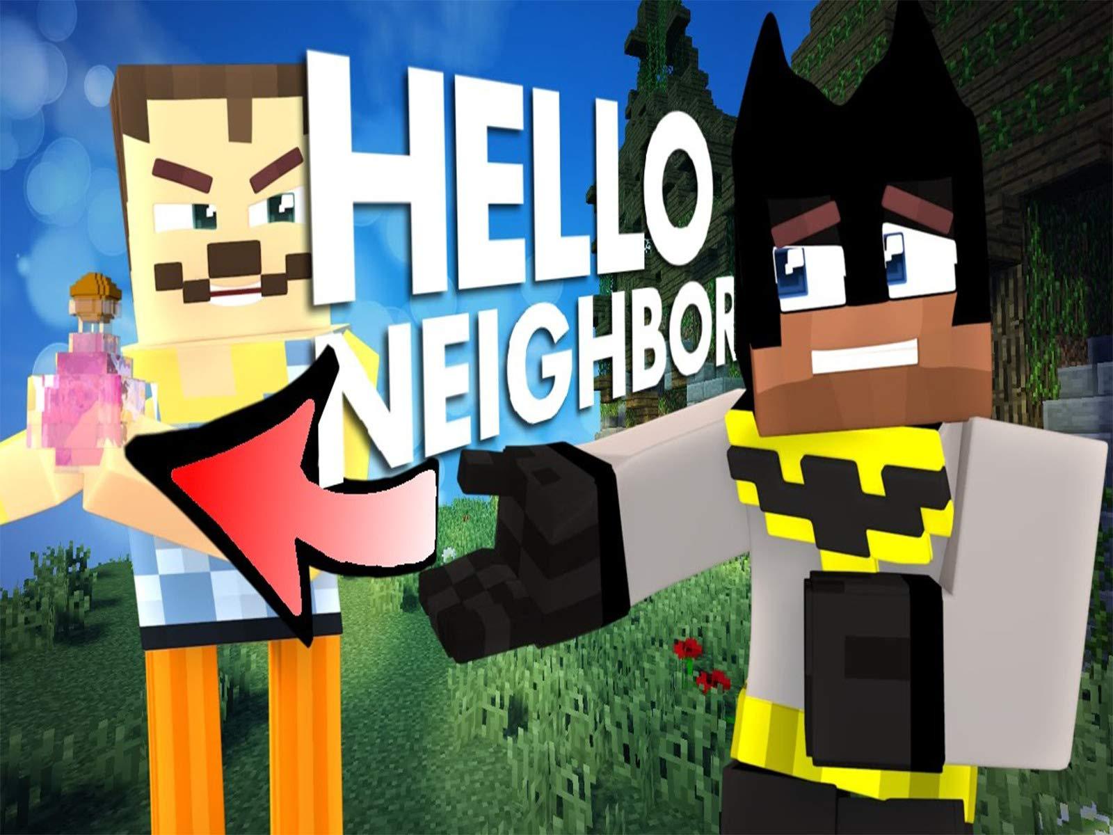 Clip: Mitch - Minecraft Hello Neighbor on Amazon Prime Video UK