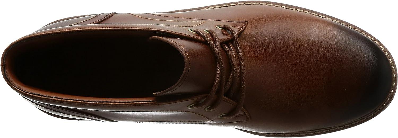 Clarks Herren Batcombe Lo Chelsea Boots