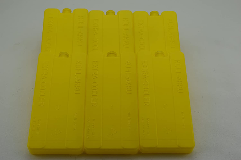 200 g,12 horas de fr/ío Acumuladores de fr/ío de be4to/® amarillo coloramarillo