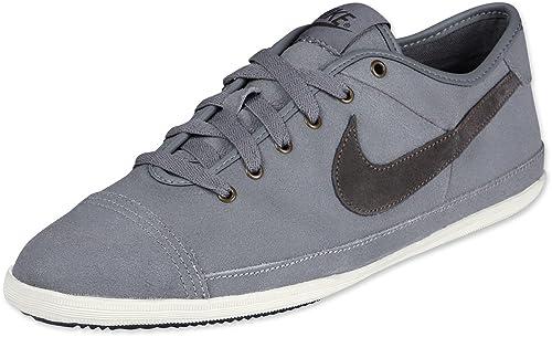 Flash it Leather 38 cool Scarpe E 5 Amazon Nike Grigio Scarpe dfx6aqwdn