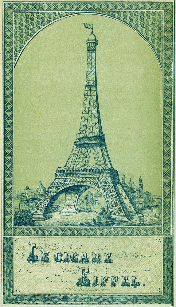 正規品! Le cigare Eiffelブランドシガーボックスラベル – B017ZJNIY8 View of the Print Eiffel cigare Tower 36 x 54 Giclee Print LANT-27871-36x54 B017ZJNIY8 24 x 36 Giclee Print 24 x 36 Giclee Print, 金貨と銀貨&純金アクセの-SPACE-:5e85e596 --- arianechie.dominiotemporario.com