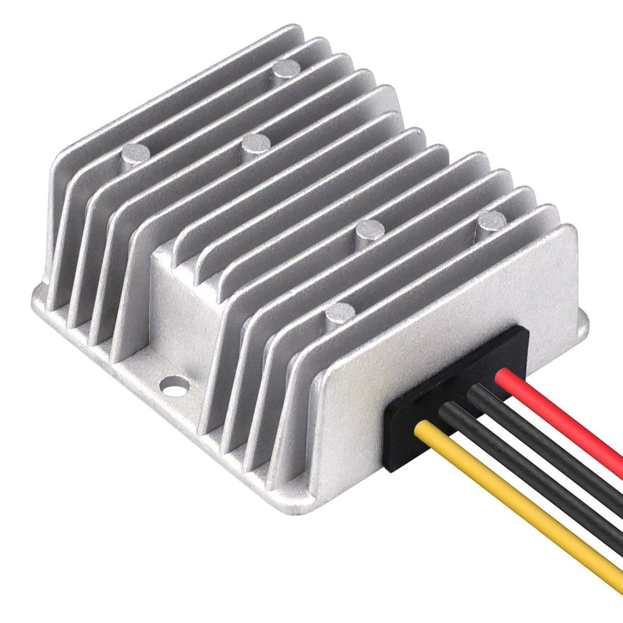 Yohii Voltage Buck Converter Regulator Transformer Power Supply for Car Truck Vehicle (36V to 12V 20A)