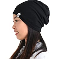 CHARM Slouchy Summer Beanie Hat - Mens Thin Baggy Cap Womens Light Weight Knit Cooling Fashion