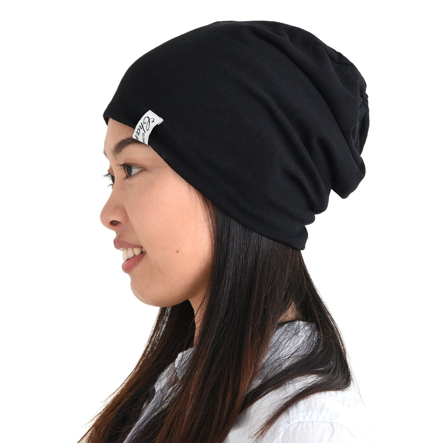 CHARM Casualbox | Summer Beanie Slouchy Hat Thin Baggy Cooling Light Fashion Unisex