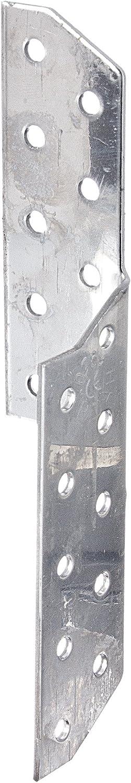 Edelstahl rechts GAH-Alberts 335366 Sparren-Pfettenanker 32 x 32 x 170 mm // 25 St/ück