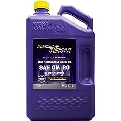 Royal purple 51020 API-High Performance Synthetic Motor Oil