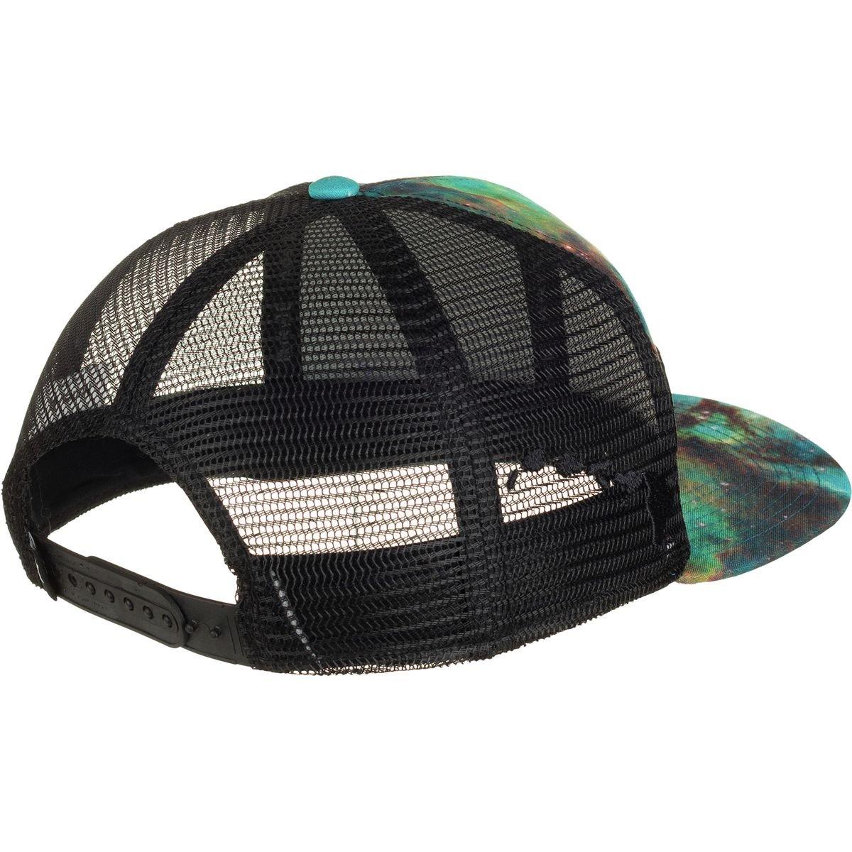 12516601658 Hurley JJF III Nebula Aloha Trucker Hat Multi