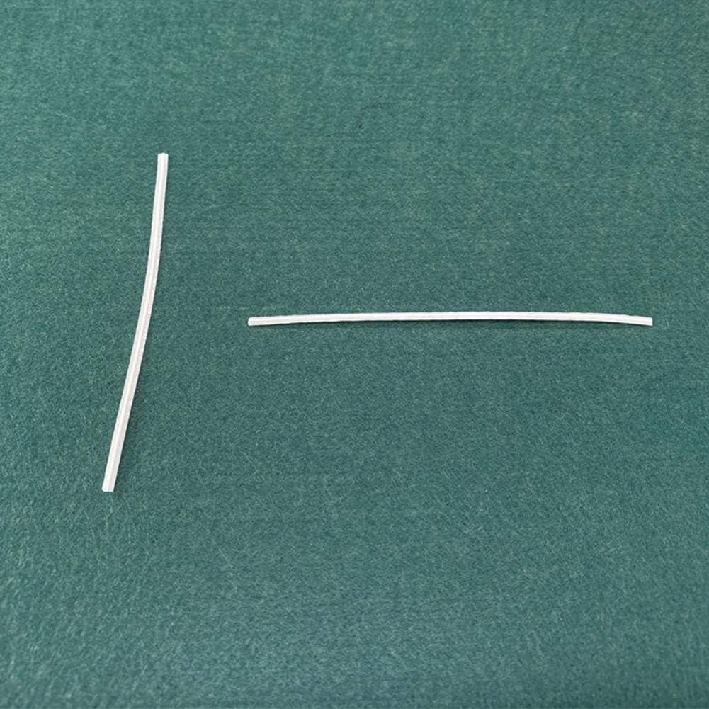 talogca Flexible Adjustable Mask Nose Bridge Strip 1000PCS Disposable Mask Nose Bridge Strips