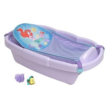 Los primeros años Disney bebé recién nacido para Bañera Ariel ...