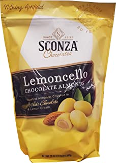 product image for Sconza Lemoncello Almonds, 24 Oz