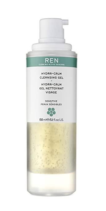 hydra calm gel cleanser ren