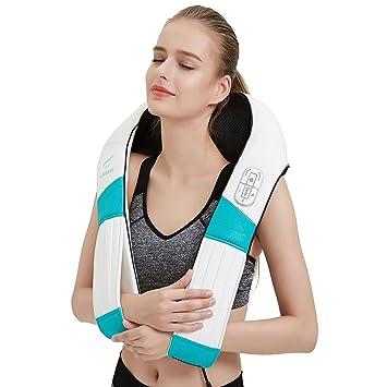 Elektrische Massagegeräte SchöN Wahl Massagegerät Nackenmassage Schiatsu Schulter Wärmefunktion Massage Rücken