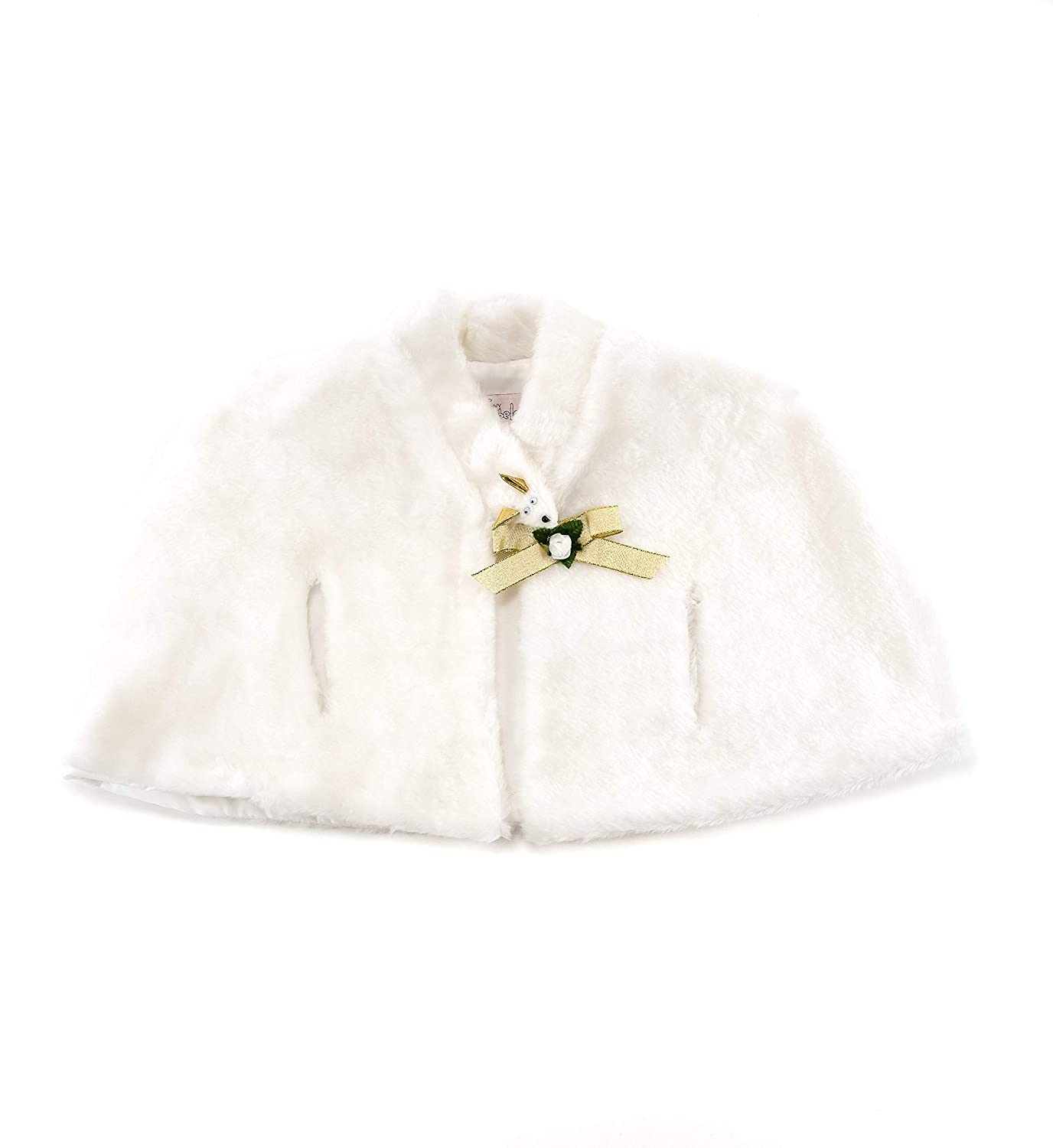 Sunny Angels 2 Piece Faux Fur Stoll