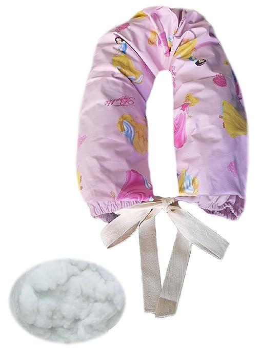 morbidoso Fantasy - Rosa- cojín para lactancia bebé y apoyo ...
