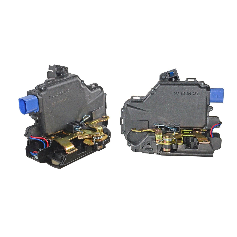 3B4839016AG destra serratura attuatore 3B4839015AG 3B4839016AN Coppia posteriore sinistra 3B4839015AN