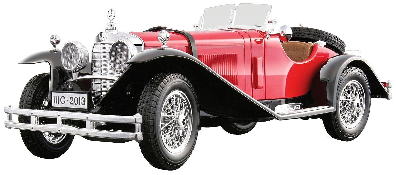 Bburago 12045R - Mercedes Benz SSK (1928), rot, 1:18