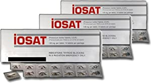IOSAT - Pack of 3 by Iosat - Octobe 2024 Expiration Date or Later