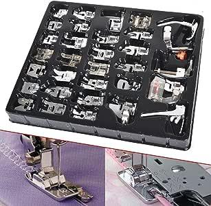 TTAototech Prensatelas para máquina de coser, accesorio de costura ...