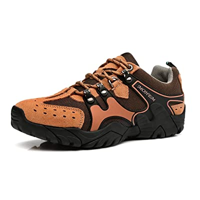 Mohem Titans Casual Trail Sneakers Outdoor Hiking Shoes For Men