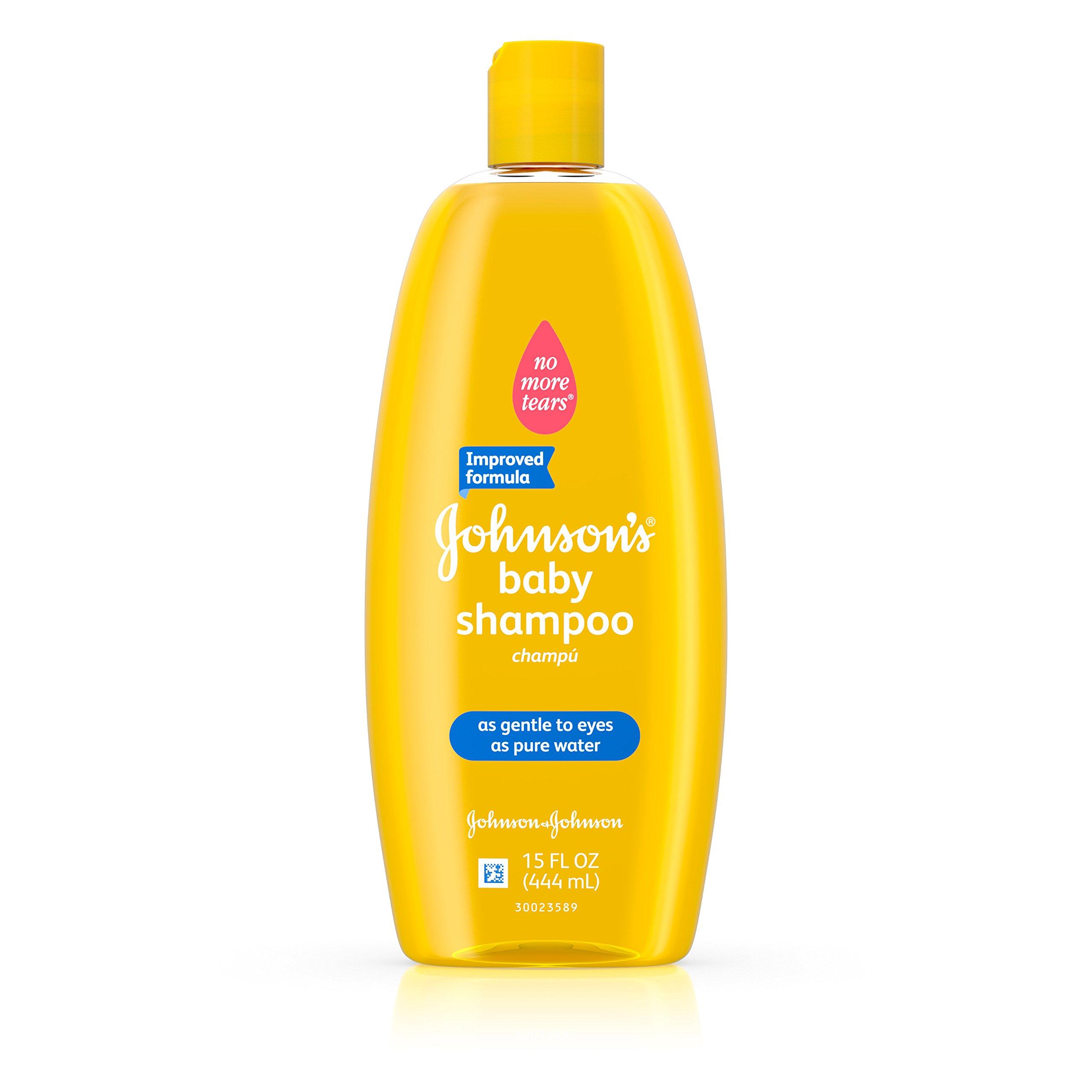 Johnson's Baby Shampoo, 15 Fl. Oz