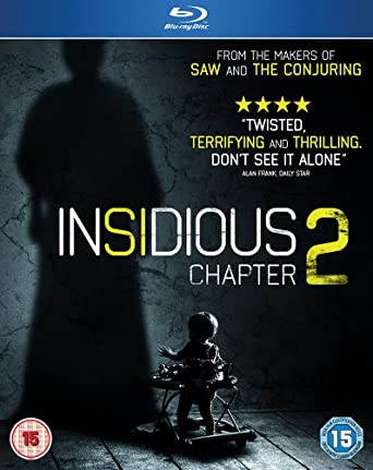 insidious chapter 3  blu-ray software