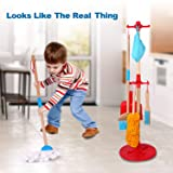 Kids Cleaning Set 7 Piece - Wooden Detachable Toy