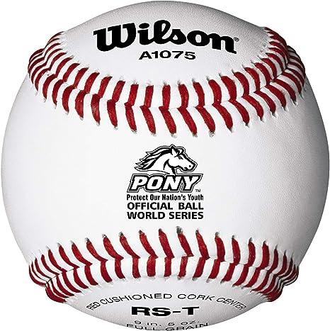 Wilson A1075 béisbol, Pack de 12: Amazon.es: Deportes y aire libre