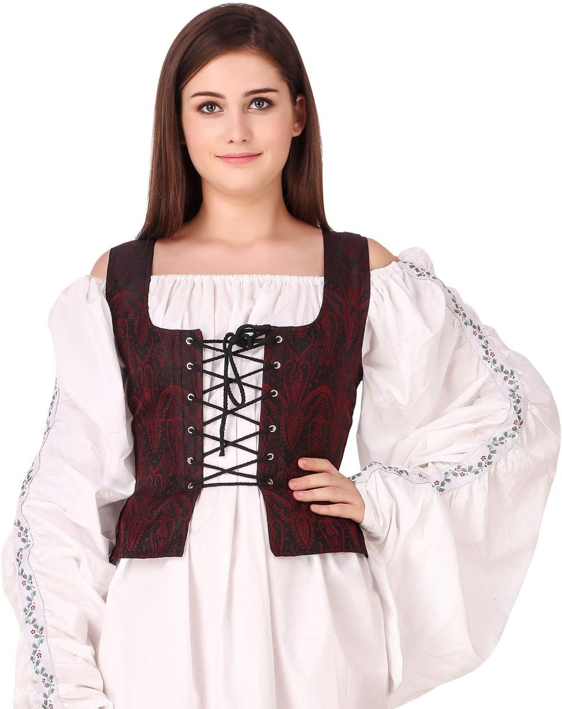 Disfraz de Pirata para Cosplay de Renacimiento Medieval ...