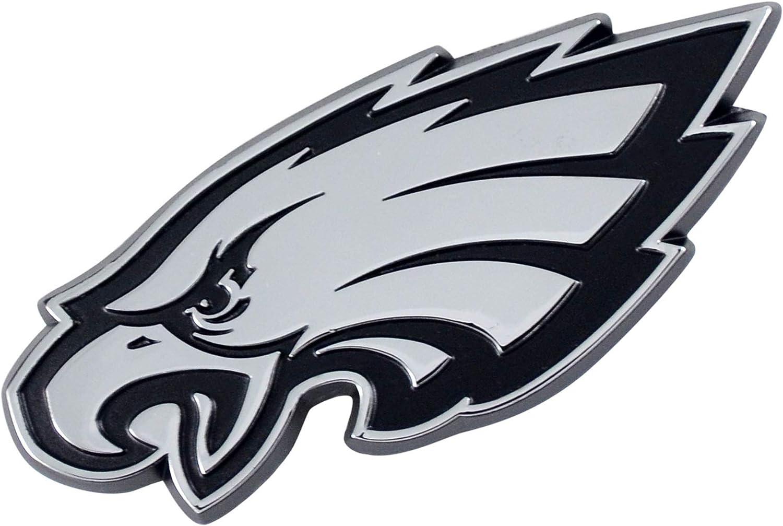 FANMATS NFL Unisex Chrome Emblem
