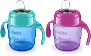 PHILIPS AVENT Easy Sip Cup 200ml (Assorted Colors)