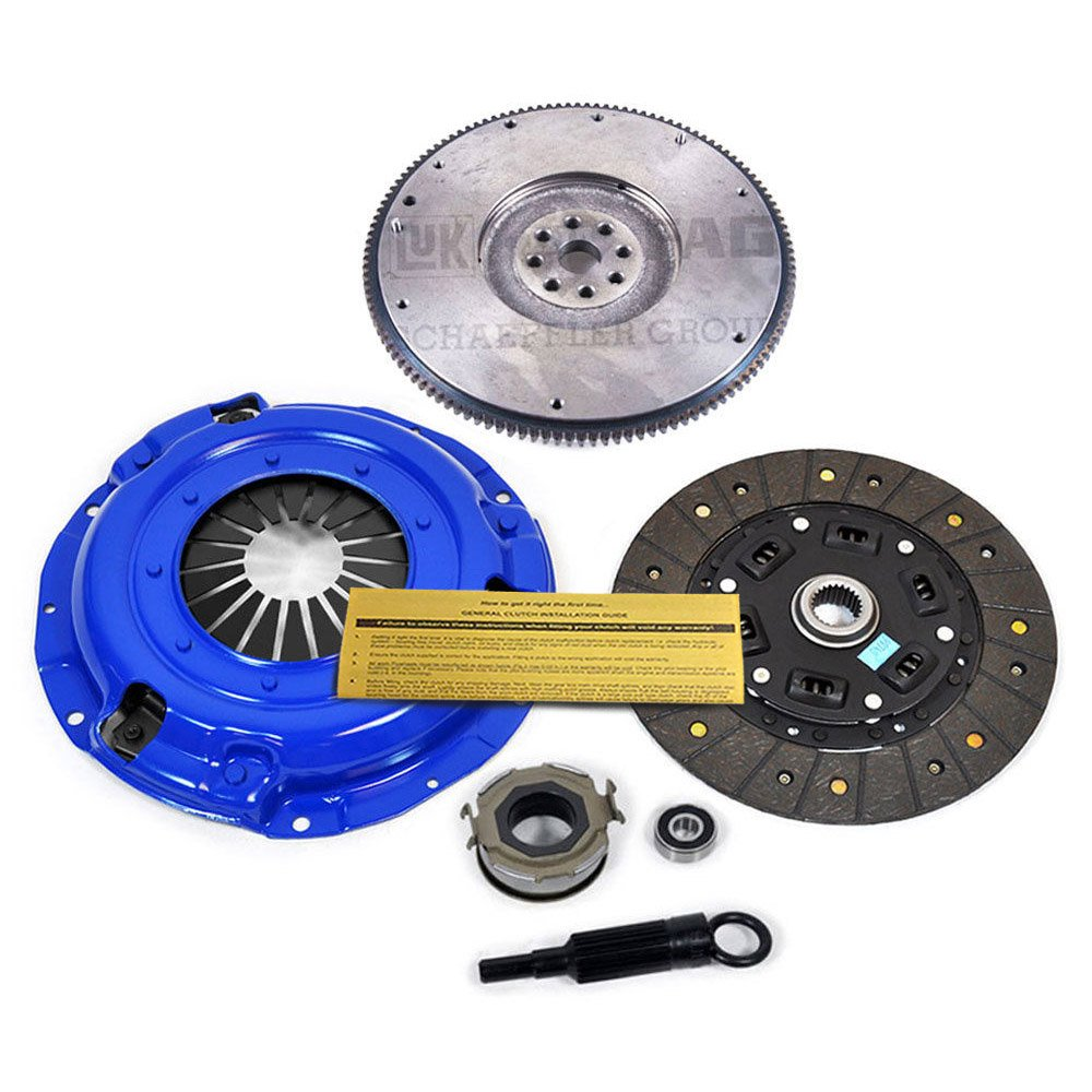 EFT STAGE 1 CLUTCH PRO-KIT+FLYWHEEL for BAJA FORESTER IMPREZA LEGACY OUTBACK 2.5L