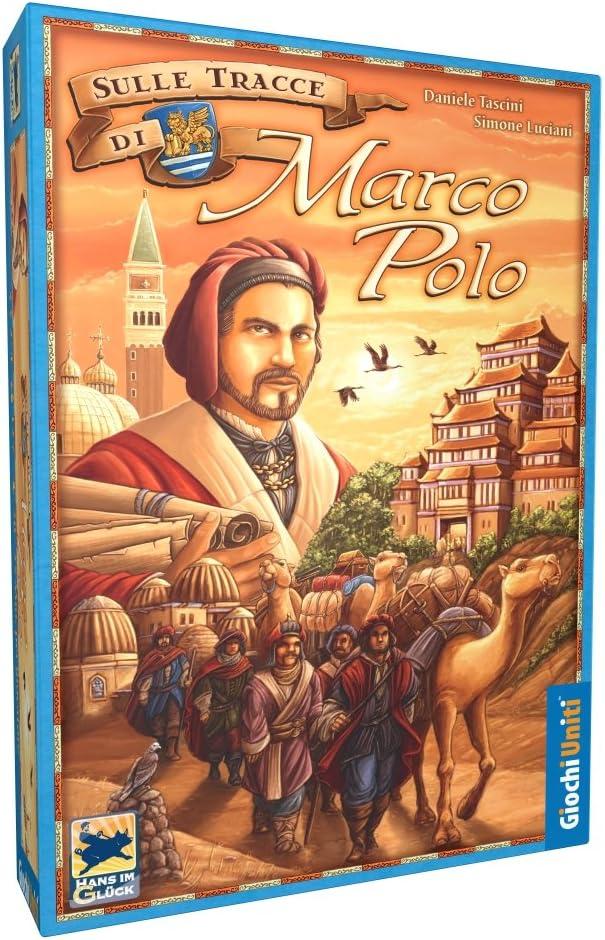 Giochi Uniti GU450 – sulle tracce de marco polo , color/modelo surtido: Amazon.es: Juguetes y juegos