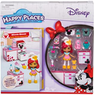 Shopkins Happy Places Disney Belle Dining Theme Pack Exclusive Beauty Blossom