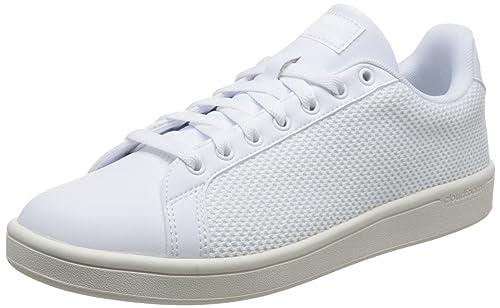 CF Element Race W, Scarpe Running Donna, Bianco (Footwear White/Grey One/Acero Green), 38 2/3 EU adidas
