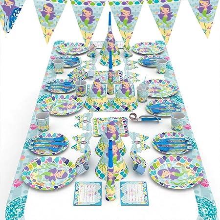 YSYYSH Fiesta De Cumpleaños Infantil Decoración 16 Piezas ...