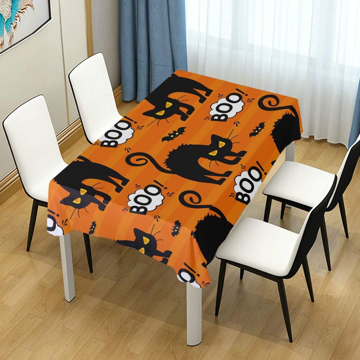 Arredamento Feste Dxg1 Tovaglia Arancione Per Tavolo Da Pranzo Interni Ed Esterni Decorazione Per Cucina Patio Casa E Cucina Visonic In