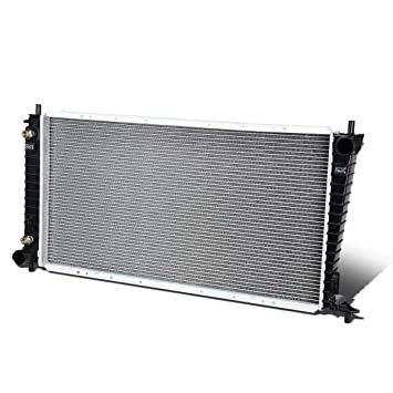 "30/""W Core 2 Row Aluminum Radiator FIT Ford 03 04 05-07 Excursion//F250 Super Duty"
