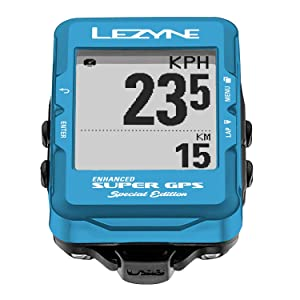 Physical buttons - Lezyne Super GPS Cycling Computer