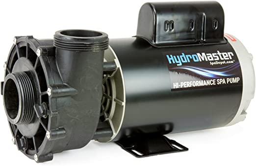 Amazon Com Hydromaster 4 Hp Hot Tub Spa Pump Side Discharge 2 Spd 56 Frame Lx Motor 240v Also Replaces Waterway Or Aqua Flo Garden Outdoor