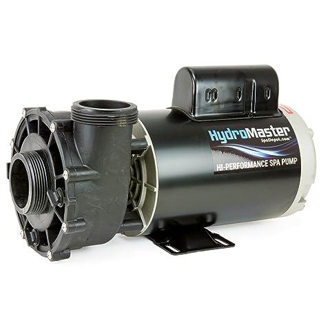 3 HP Hot Tub Spa Pump Side Discharge 2-Spd 56-Frame LX Motor 240V by Xp Hot Tub Motor Wiring Diagram on