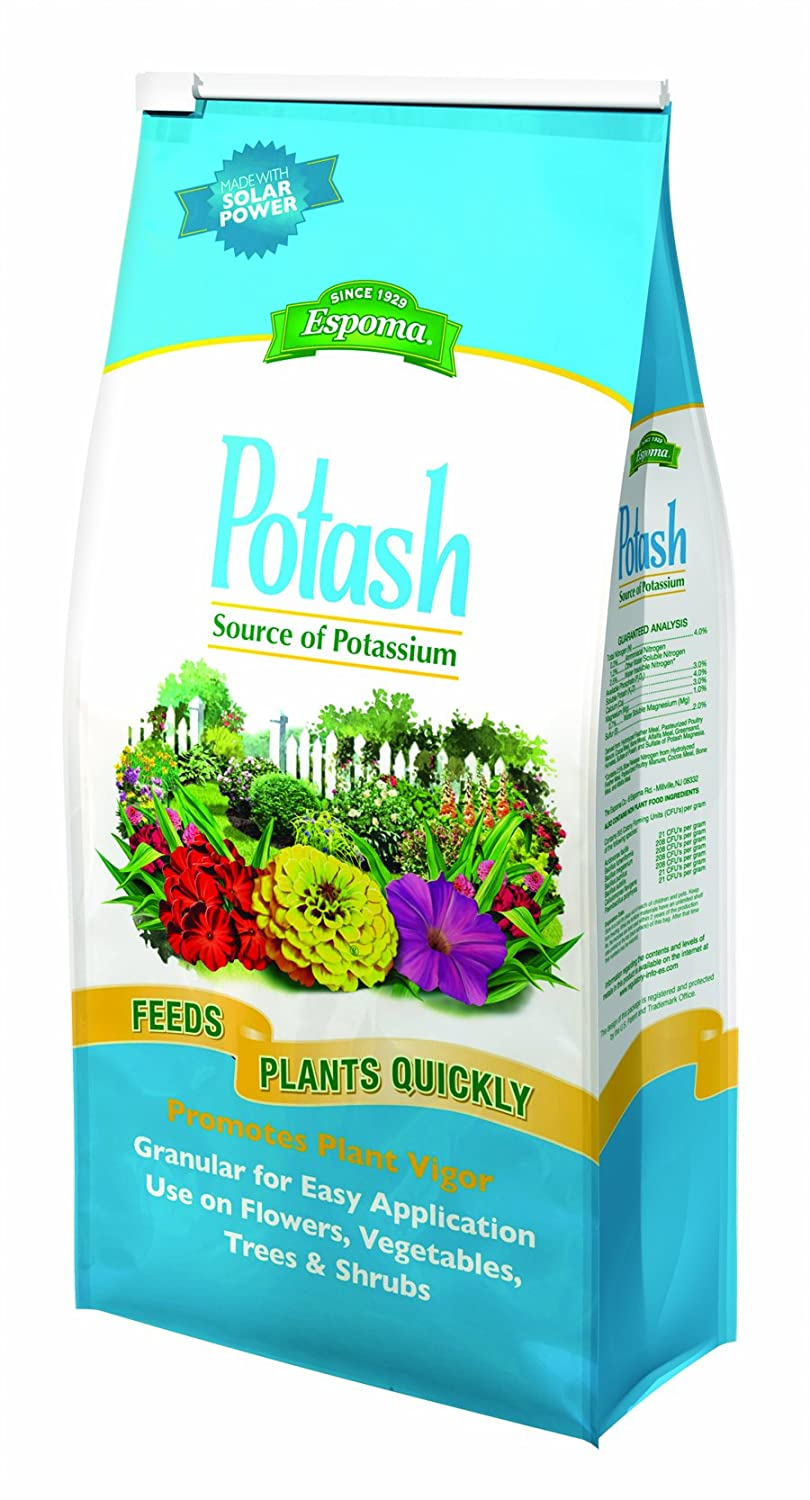 potash fertilizer for carrot