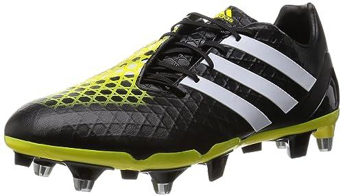 adidas Incurza Elite SG Hombre Rugby Botas Black 41.5