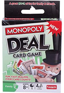 Amazon.com: Monopoly Deal Card Game: Toys & Games