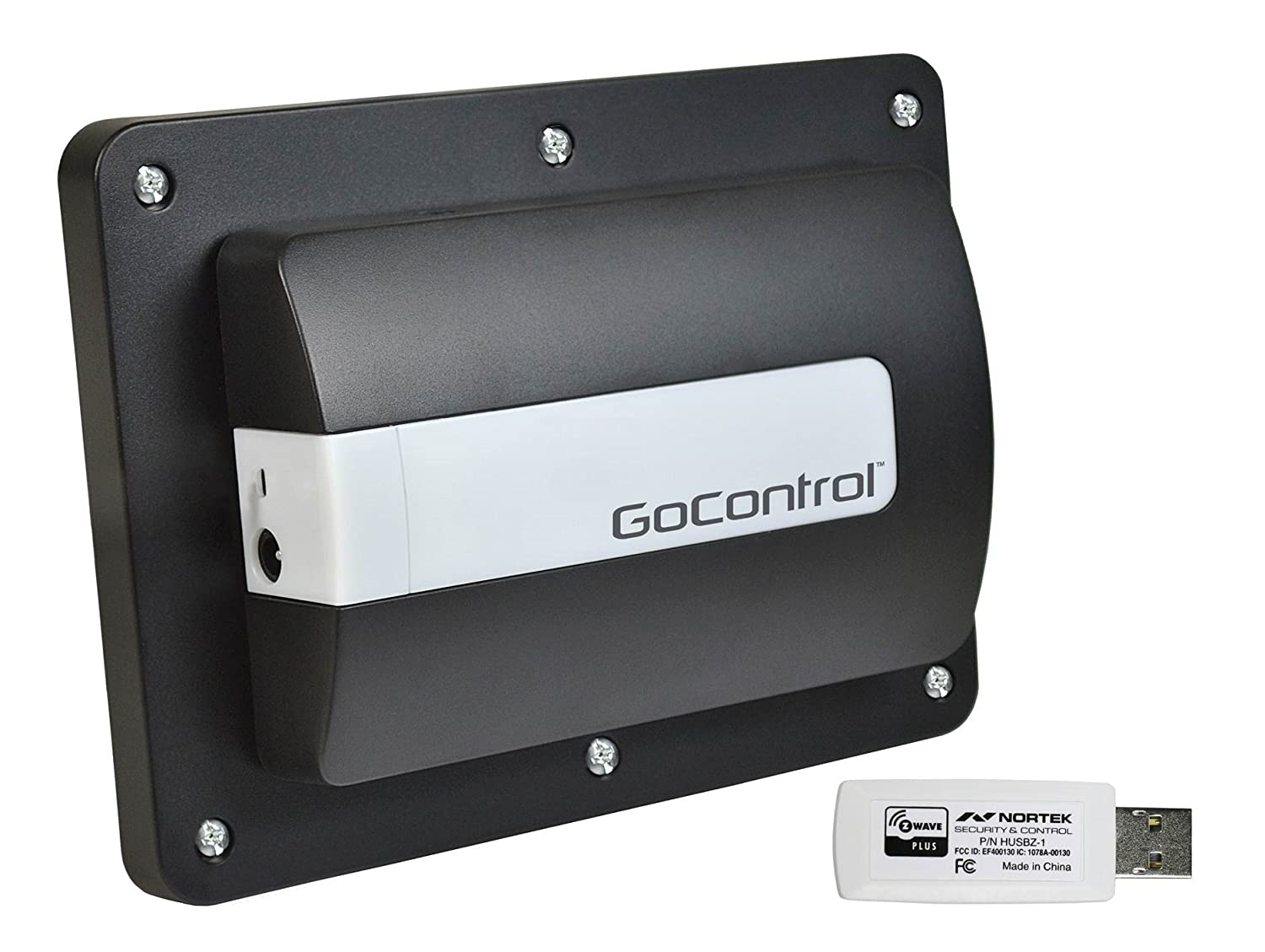 GoControl GCQSKIT GD QuickStick: Garage Door Automation Starter Kit  (Z Wave)     Amazon.com