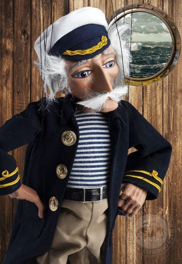 Sea Wolf Marionette