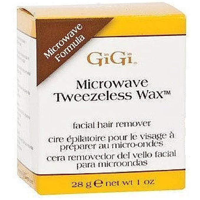 GIGI Gigi Cera Microondas Tweezeless 1 oz Sensible (6 Pack) 1 ...