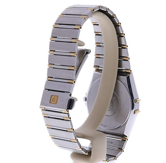 Omega Constellation automatic-self-wind Mens Reloj 1448.5/431 (Certificado) de segunda mano: Omega: Amazon.es: Relojes