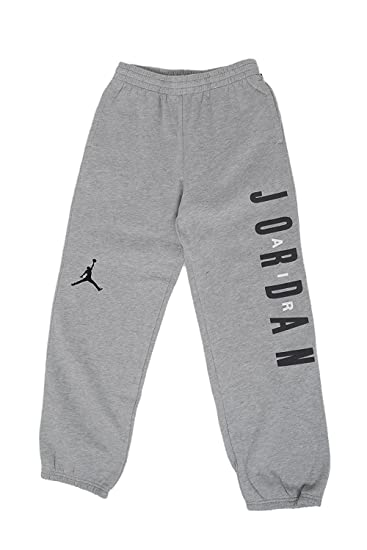 20bf1ad5b0575 Jordan Big Boys' Graphic Fleece Sweatpants