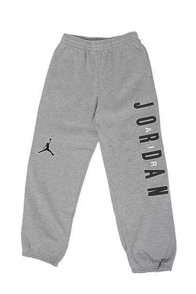 b1696be245ea1d Amazon.com  Jordan Big Boys Graphic Fleece Trousers (M(10-12YRS ...