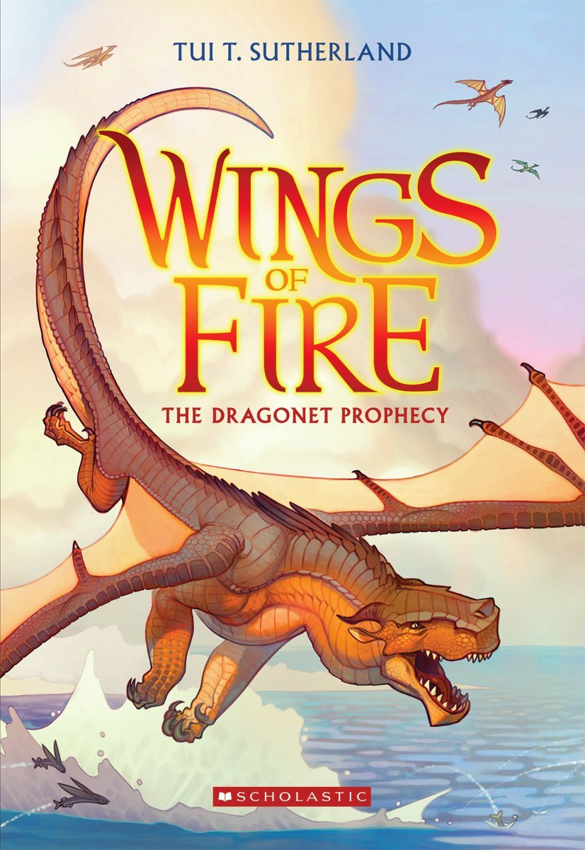 Wings of Fire Book 1